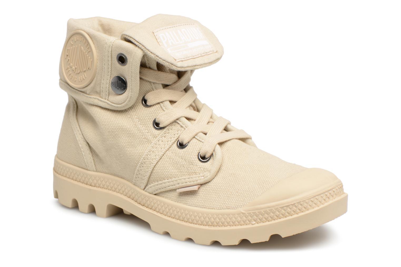 Grandes descuentos últimos zapatos Palladium Us Baggy F (Beige) - Deportivas Descuento