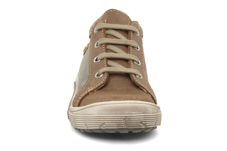 Boots en enkellaarsjes Bopy Burkina Bruin model