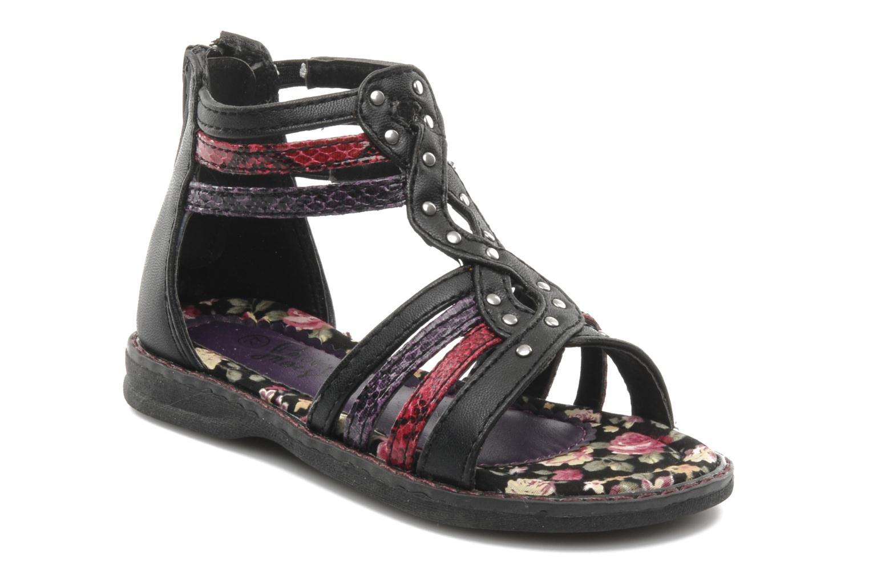 Sandalen I Love Shoes Stefania schwarz detaillierte ansicht/modell