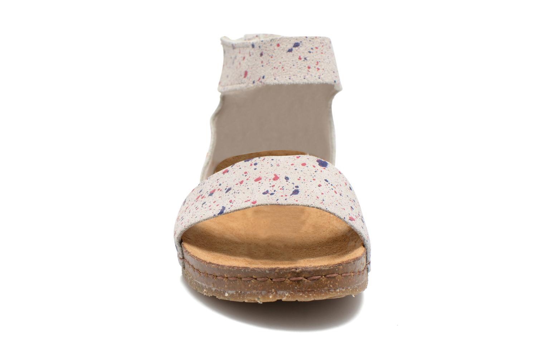 Sandales et nu-pieds Art Creta 440 Blanc vue portées chaussures