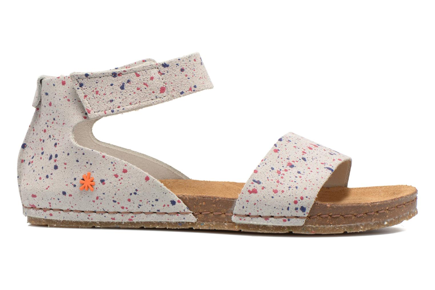 Sandals Art Creta 440 White back view