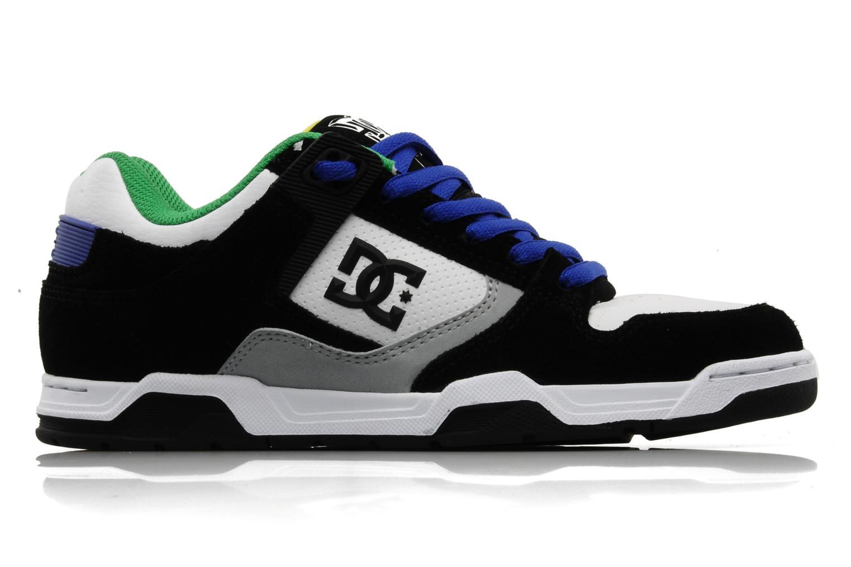 Scarpe sportive DC Shoes Flawless Multicolore immagine posteriore