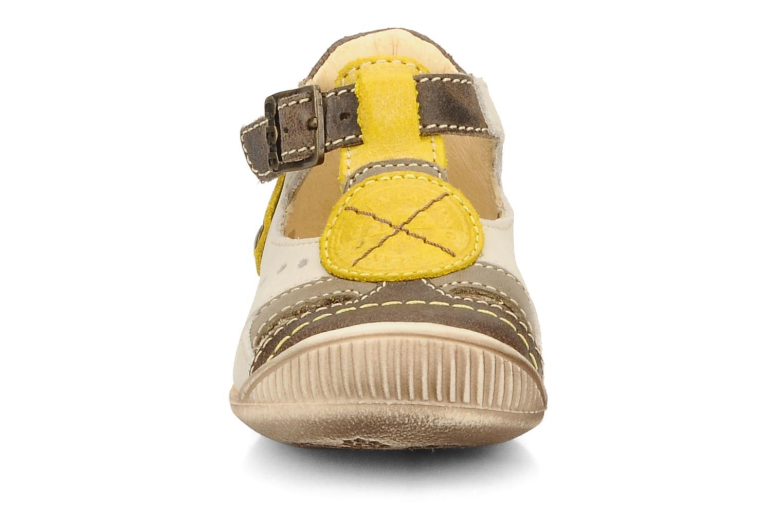 Bottines et boots GBB Babyboy 157 Beige vue portées chaussures