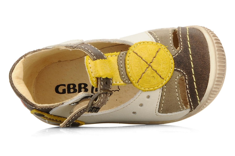 Boots en enkellaarsjes GBB Babyboy 157 Beige links