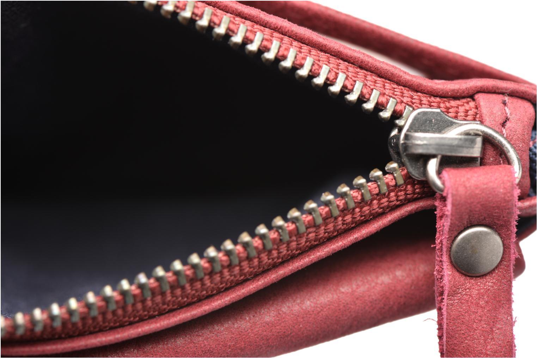 Portemonnaies & Clutches Nat & Nin Tommy weinrot ansicht von hinten