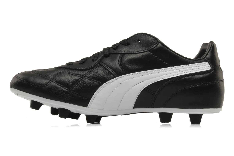 Chaussures de sport Puma Esito classic fg Noir vue face