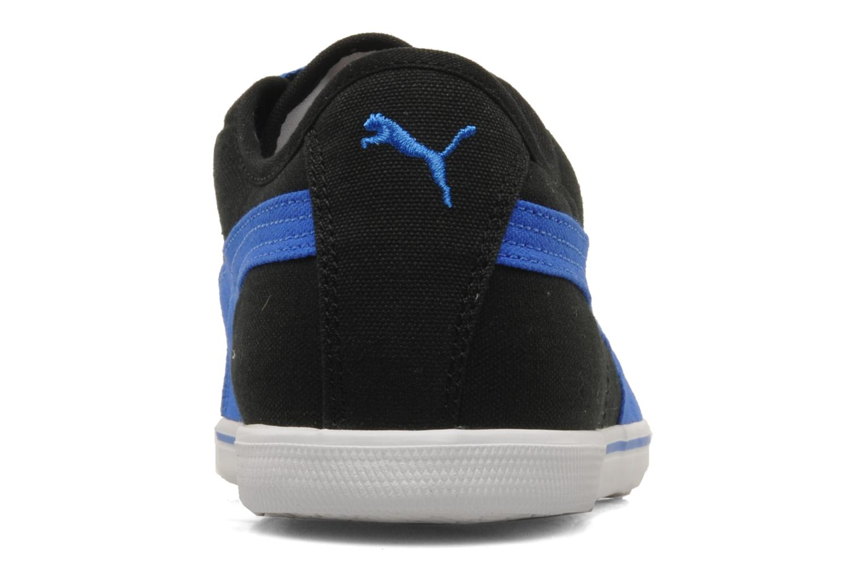 Chaussures de sport Puma Benecio canvas Noir vue droite