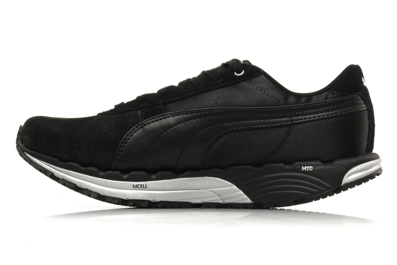 Chaussures de sport Puma BodyTrain ls nbk/satin Noir vue face