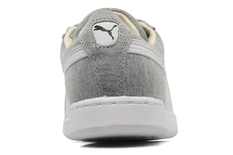 Sneakers Puma Supersuede jersey Grigio immagine destra
