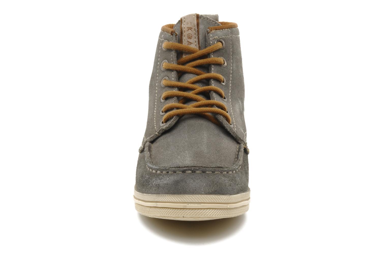 Chaussures à lacets Koah Gabe Gris vue portées chaussures