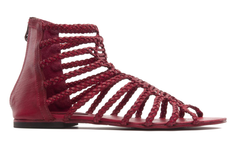 Sandali e scarpe aperte Koah Rihanna Rosso immagine posteriore