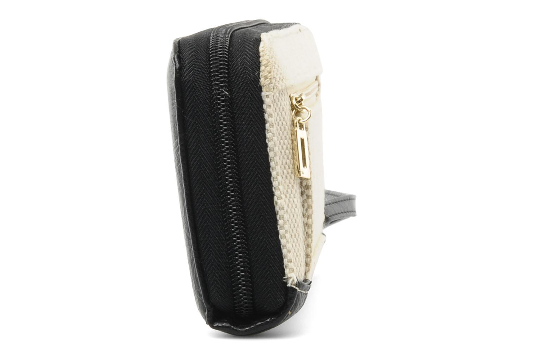 Portemonnaies & Clutches Guess Shanie Large ZipAround schwarz schuhe getragen