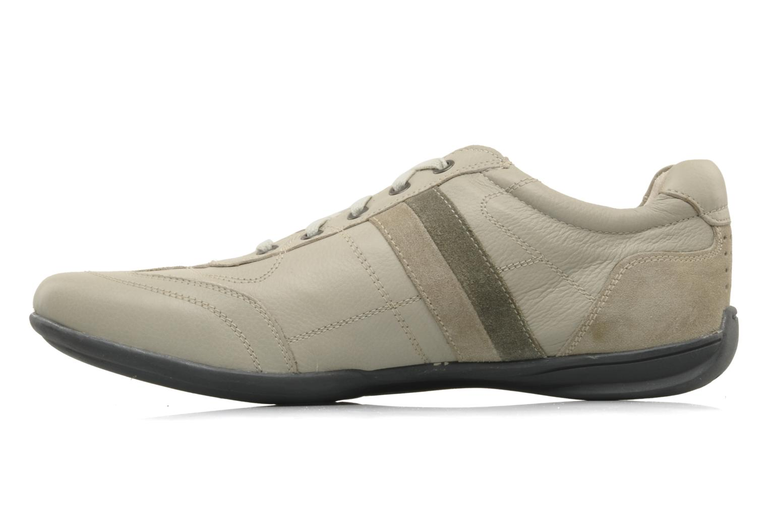 Trainers TBS Lunery Beige front view