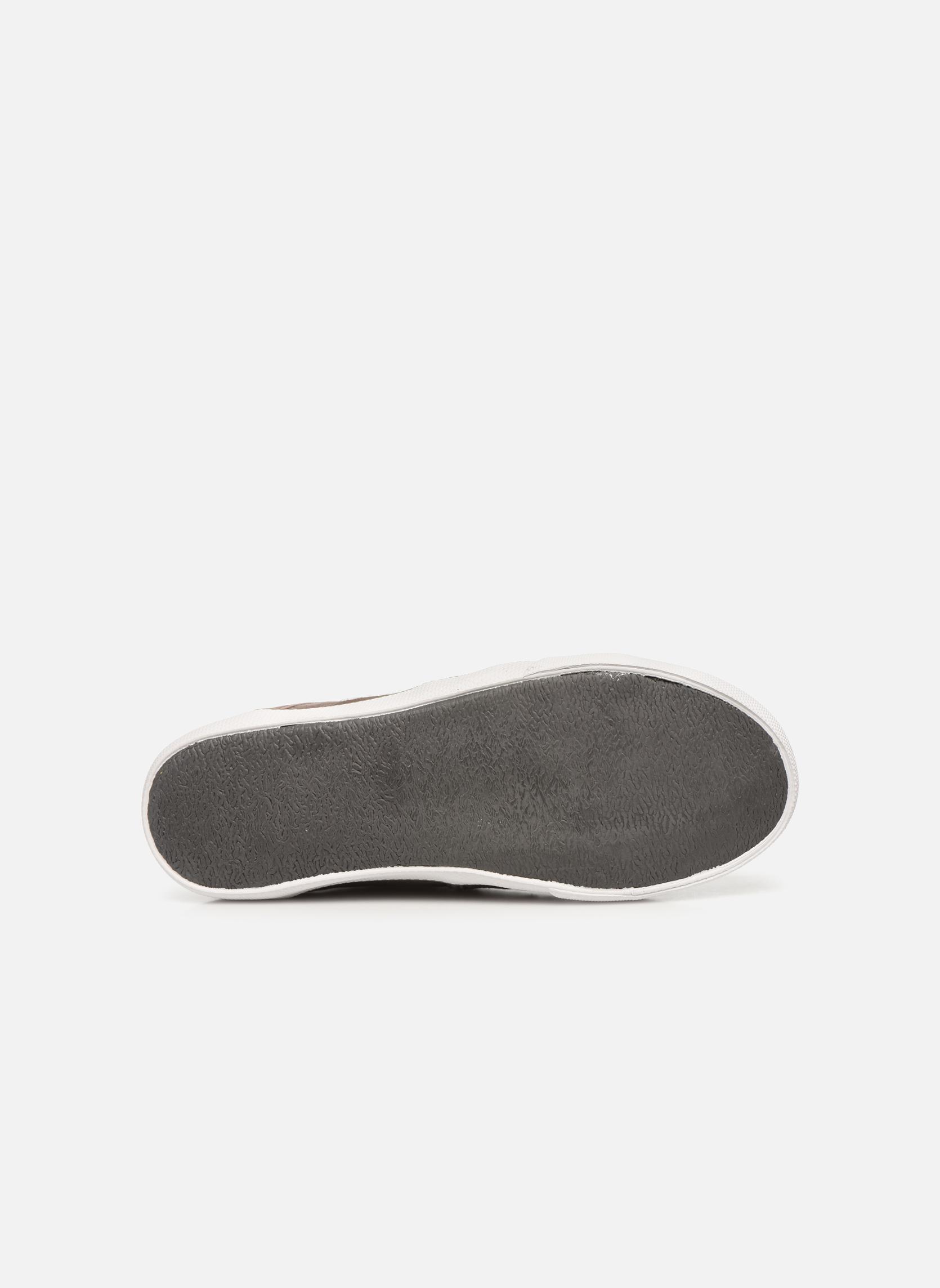 Sneaker TBS Violay grau ansicht von oben