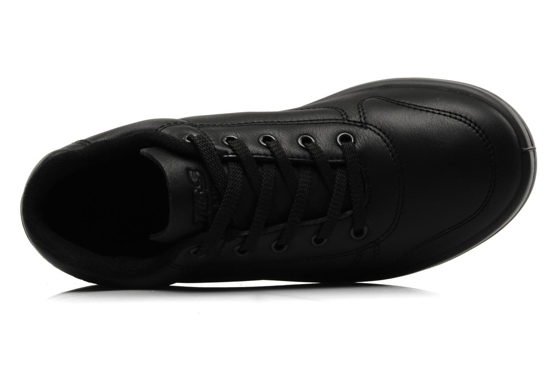 Sneaker TBS Easy Walk Albana schwarz ansicht von links