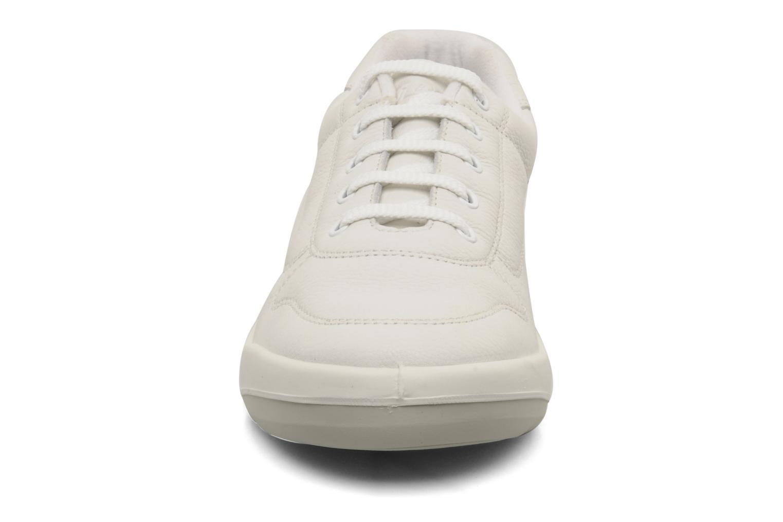 Baskets TBS Easy Walk Albana Blanc vue portées chaussures