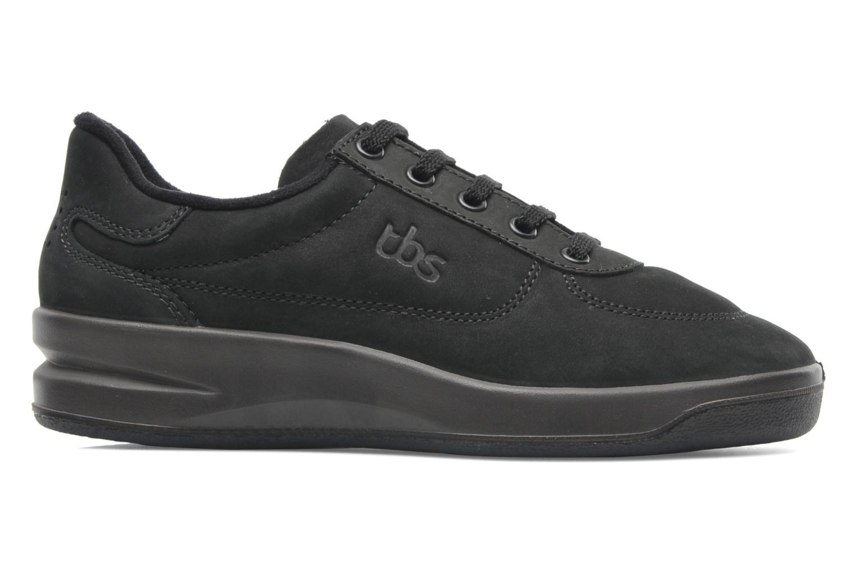 Sneakers TBS Easy Walk Brandy Grijs achterkant