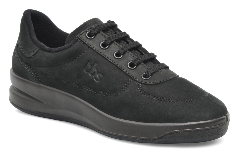 Sneakers TBS Easy Walk Brandy Grijs detail