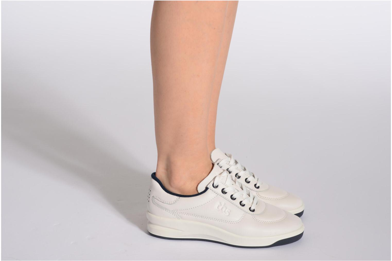 Sneakers TBS Easy Walk Brandy Wit onder