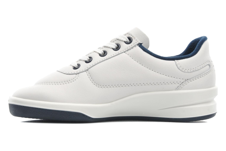 Sneakers TBS Easy Walk Brandy Wit voorkant