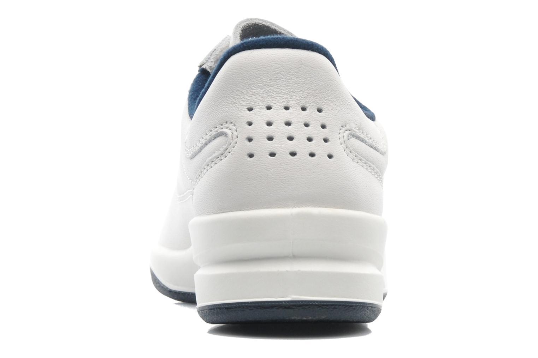 Sneakers TBS Easy Walk Brandy Wit rechts