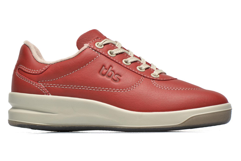 Sneakers TBS Easy Walk Brandy Bordeaux achterkant