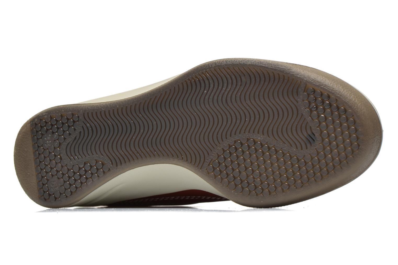 Sneakers TBS Easy Walk Brandy Bordeaux boven