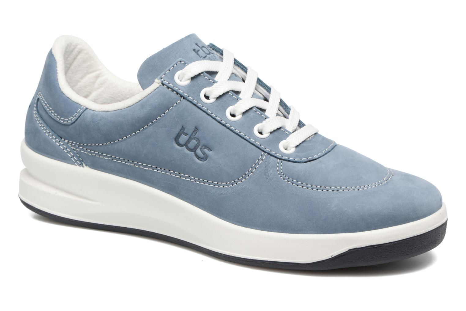 Trainers TBS Easy Walk Brandy Blue detailed view/ Pair view
