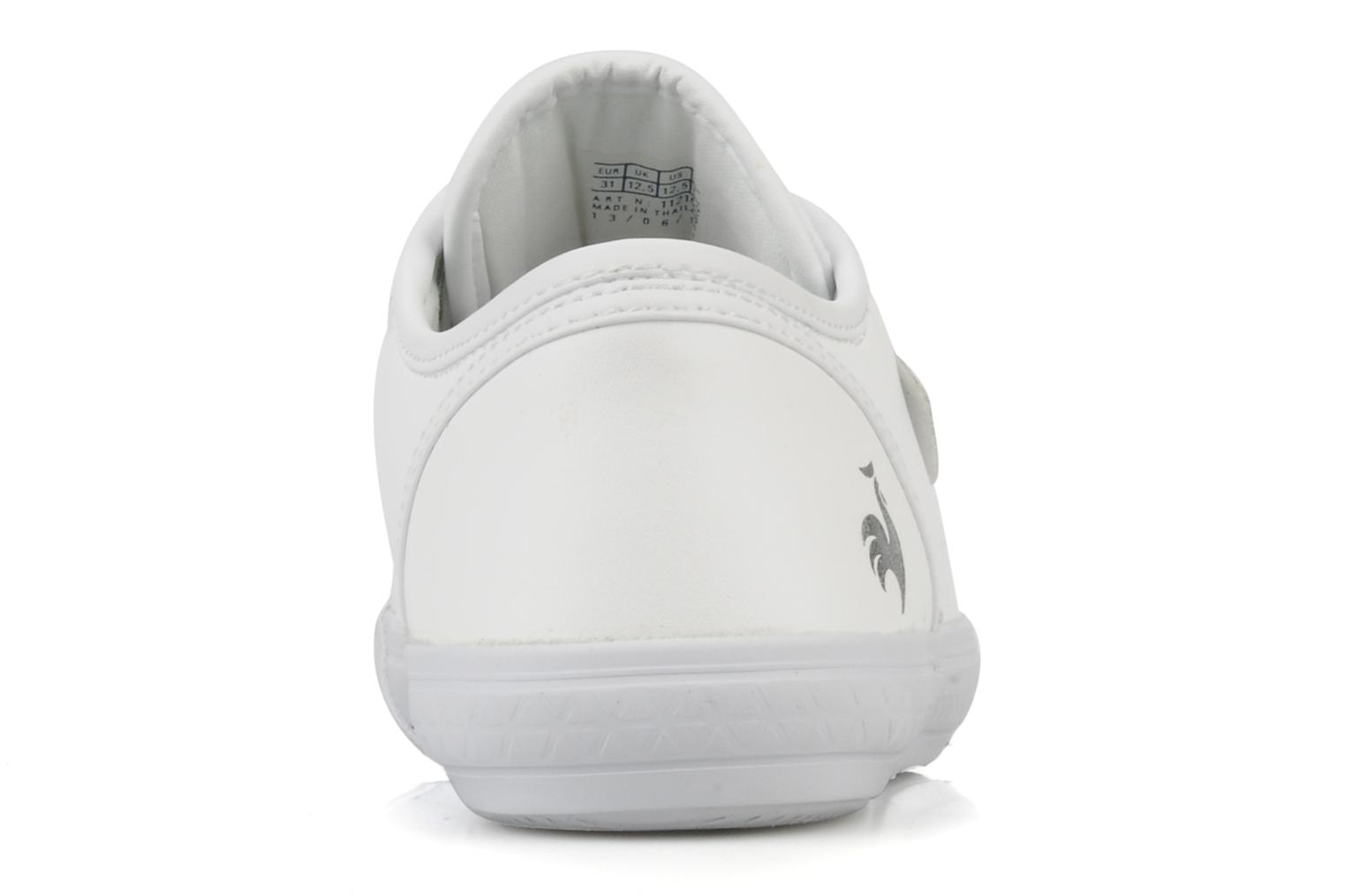 Sneakers Le Coq Sportif Deauville Plus Shaded Ps Syn Bianco immagine destra