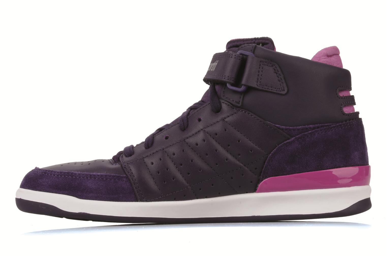 Sneakers Le Coq Sportif Diamond Lea/Satin Viola immagine frontale