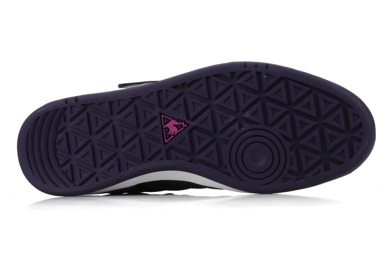 Sneakers Le Coq Sportif Diamond Lea/Satin Viola immagine dall'alto