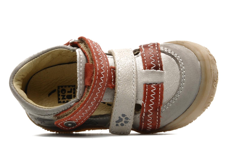 Sneakers Noël Mini Rebel Grijs links