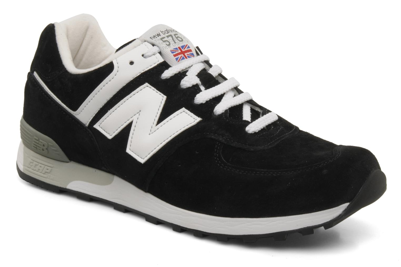 Sneakers New Balance M576 Zwart detail