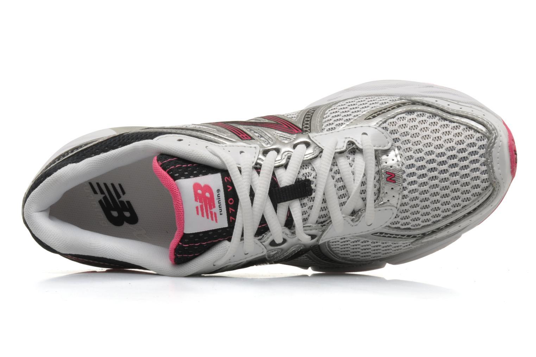 Chaussures de sport New Balance W770 Gris vue gauche