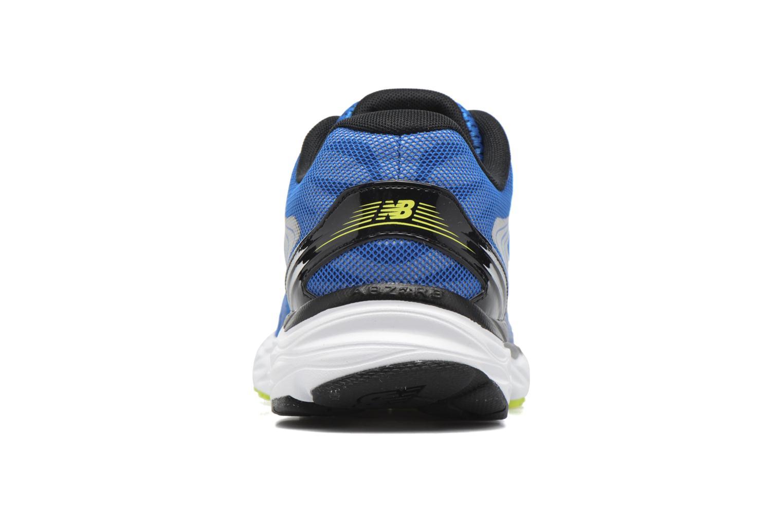 Chaussures de sport New Balance M680 Bleu vue droite