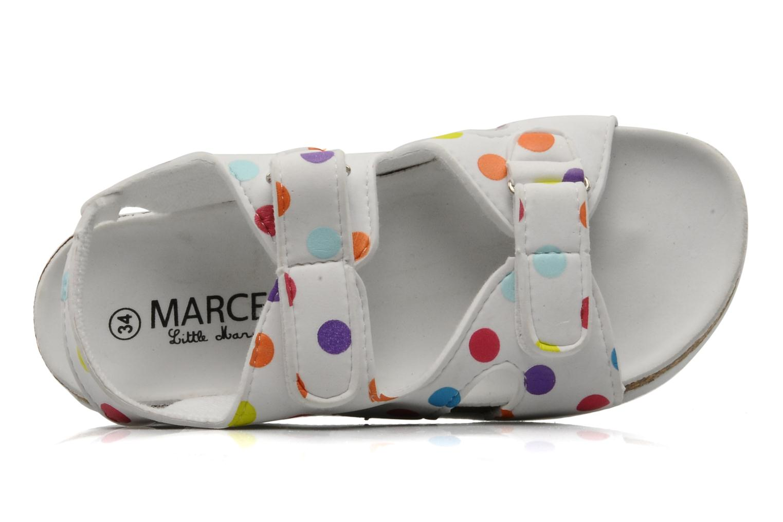Sandalen Little Marcel Clown Multicolor links