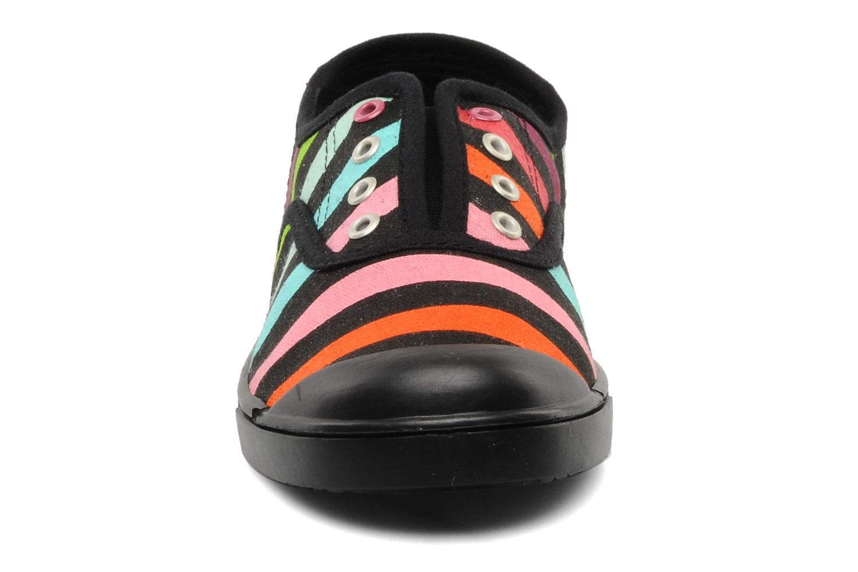 Sneaker Little Marcel Benistic Print mehrfarbig schuhe getragen