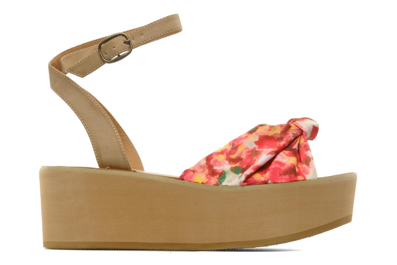 Sandales et nu-pieds Chocolate Schubar Bambi Rose vue derrière