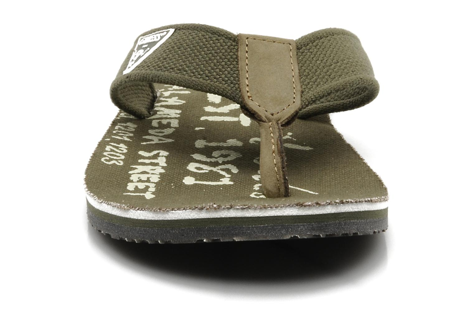 Abby Military Green