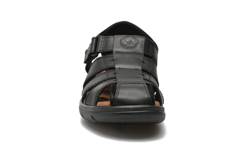 Sandalen Panama Jack Sherpa Zwart model