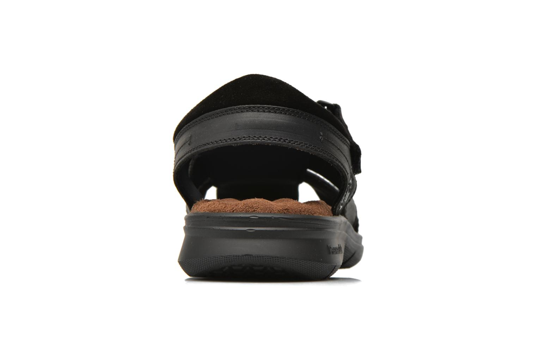 Sandalen Panama Jack Sherpa Zwart rechts