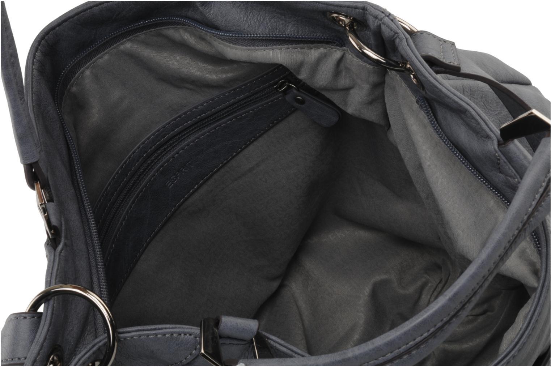 Handtaschen Esprit Betty Big City bag grau ansicht von hinten