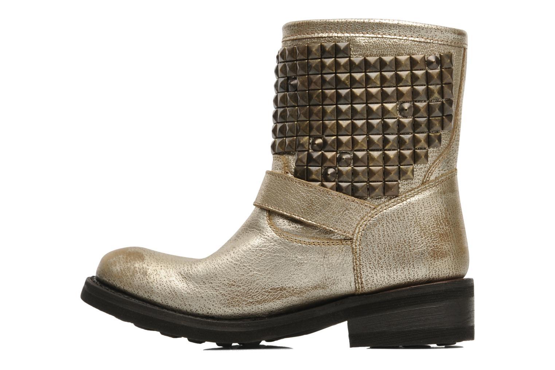Boots en enkellaarsjes Ash Titan Goud en brons voorkant