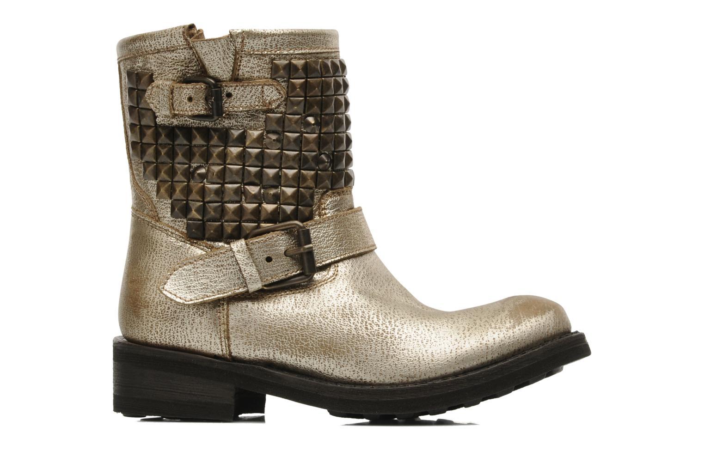 Boots en enkellaarsjes Ash Titan Goud en brons achterkant
