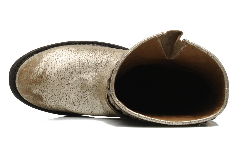 Boots en enkellaarsjes Ash Titan Goud en brons links