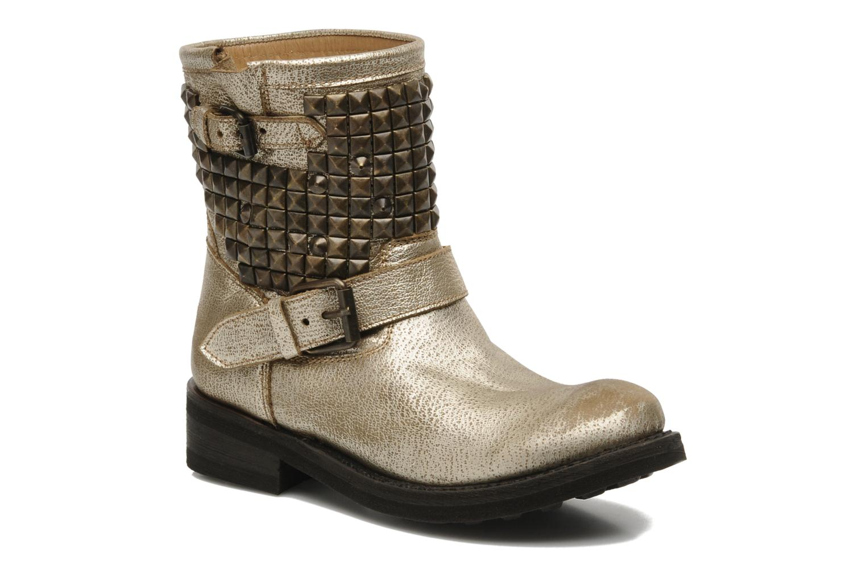 Boots en enkellaarsjes Ash Titan Goud en brons detail