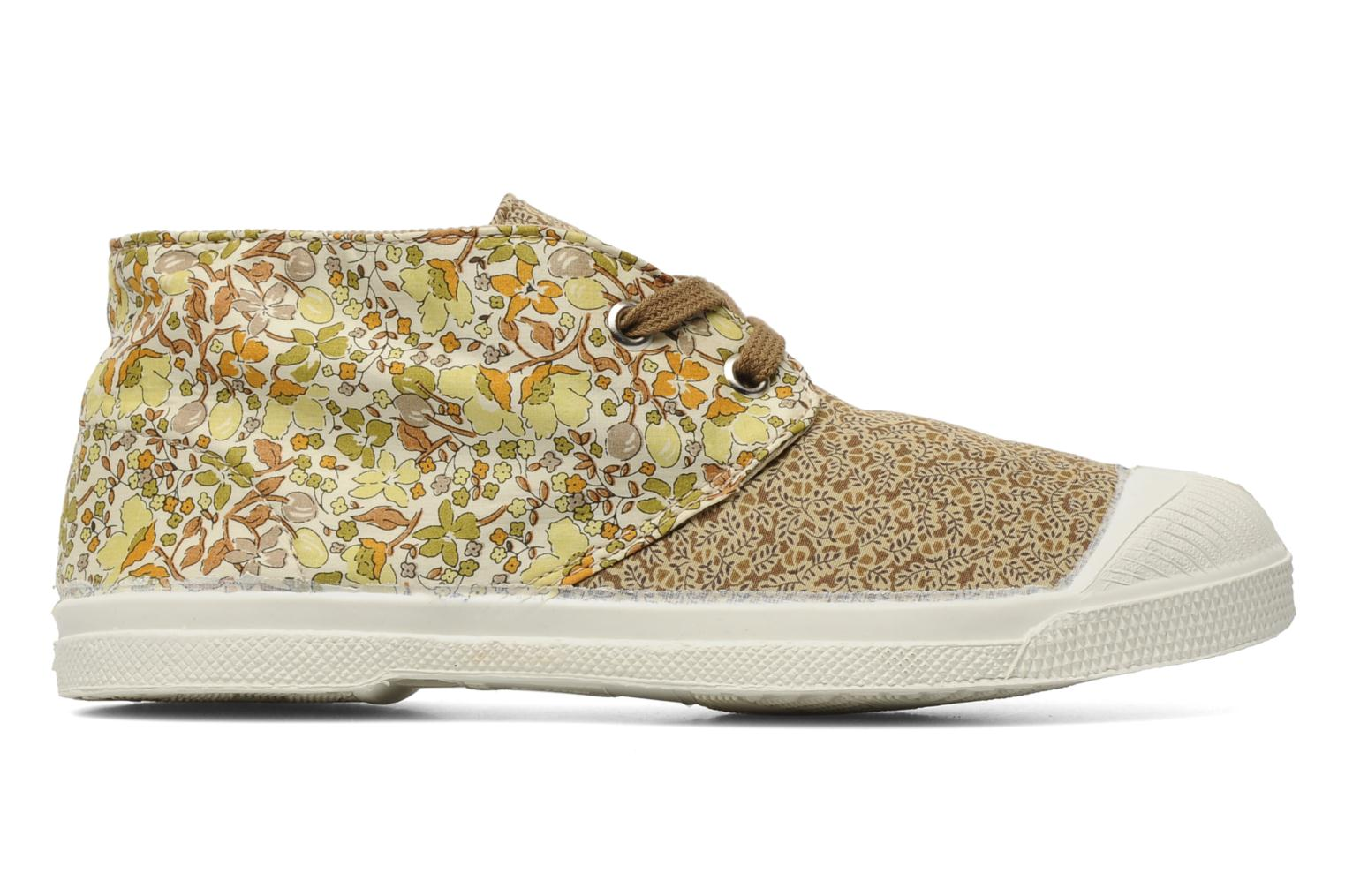Trainers Bensimon Tennis Nils Multicolor back view