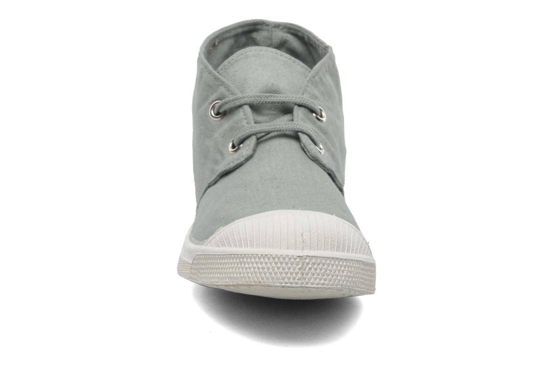 Sneaker Bensimon Tennis Nils grün schuhe getragen