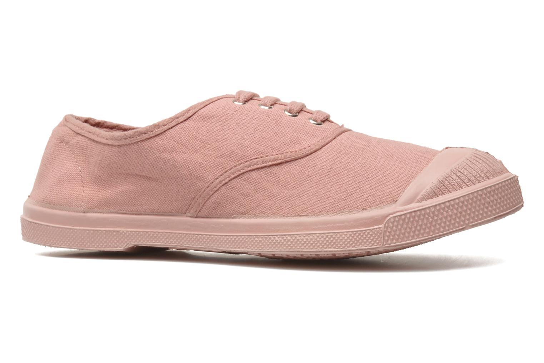 Sneaker Bensimon Tennis Colorsole rosa ansicht von hinten