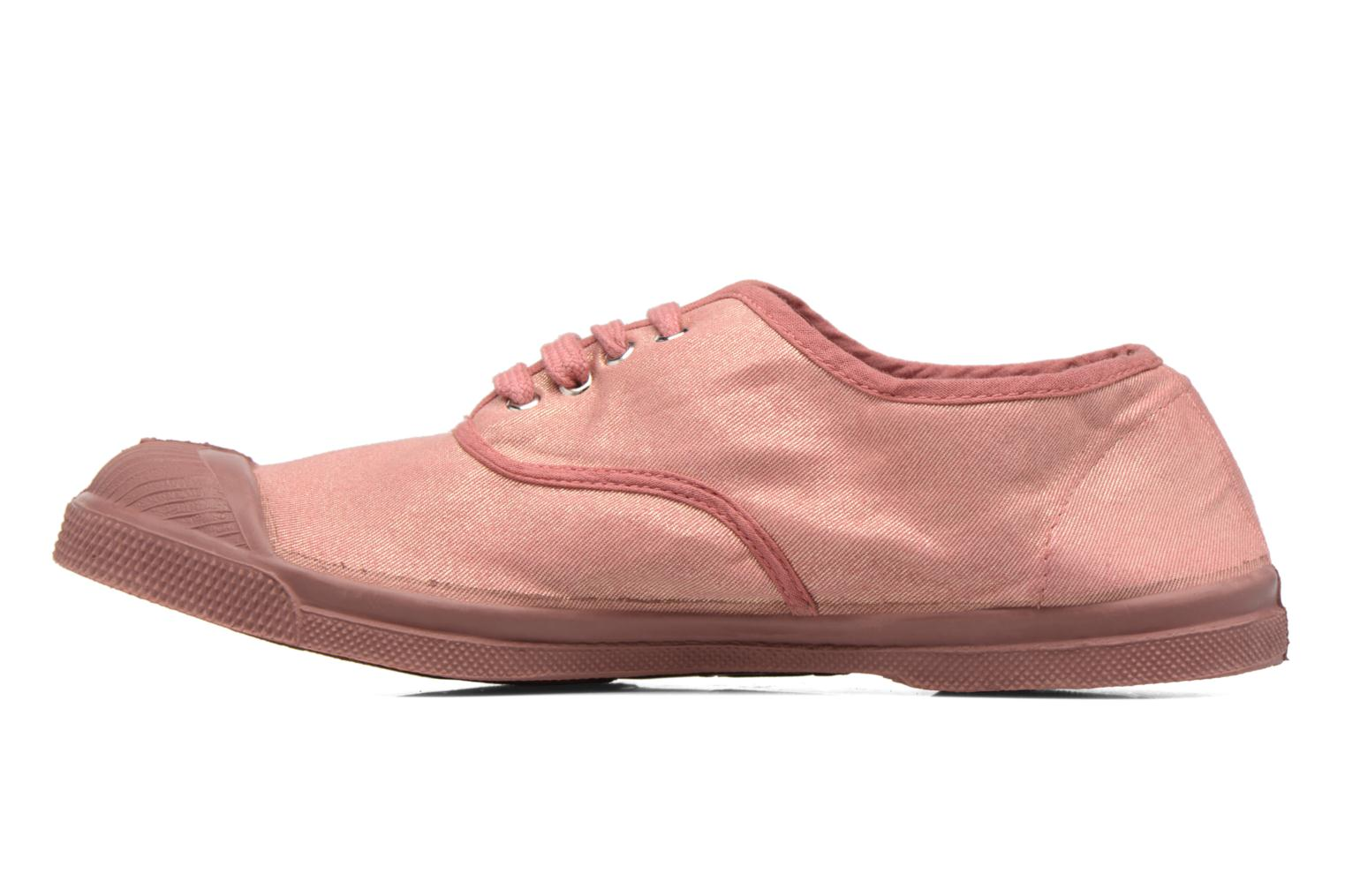 Trainers Bensimon Tennis Colorsole Pink front view